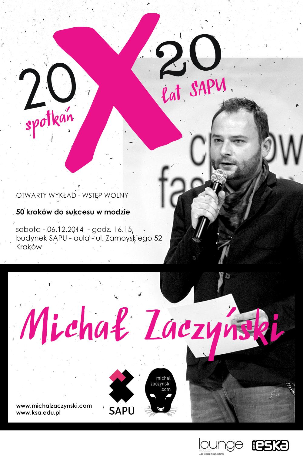 Modowe wykłady otwarte w Krakowie