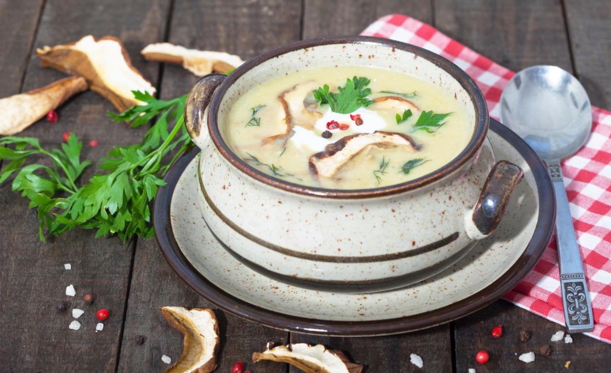Odchudzamy tradycyjne zupy wigilijne
