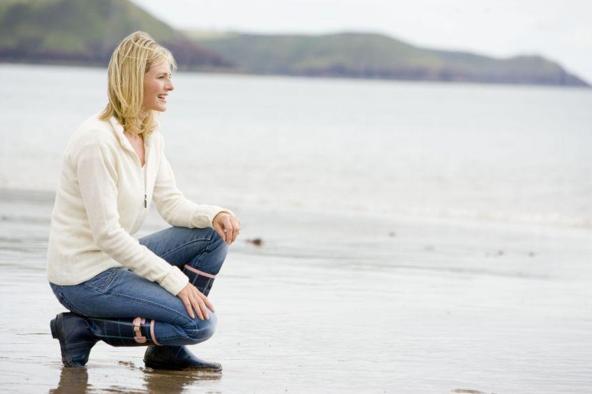 Dobry wypoczynek: uspokoić gonitwę myśli