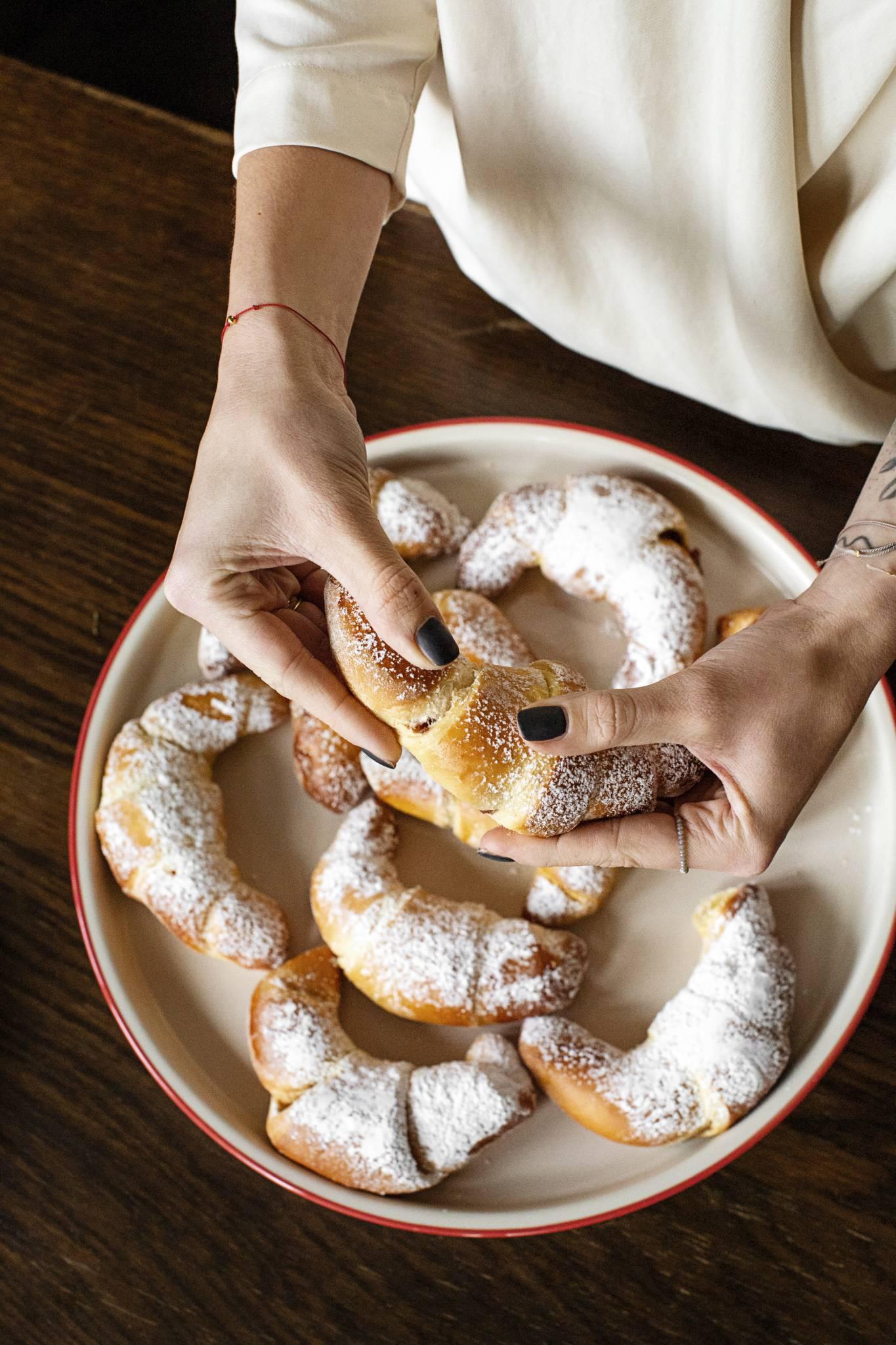Przepisy Lary Gessler - na słodko i na słono