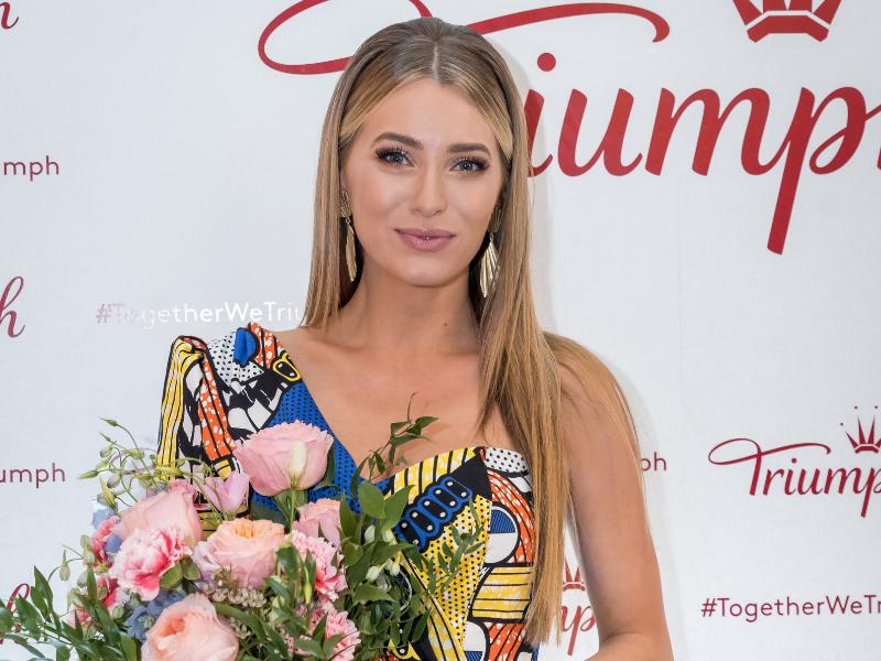Marcelina Zawadzka nową ambasadorką Triumph!