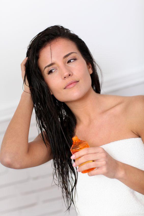 Olejek marchewkowy dla skóry i włosów