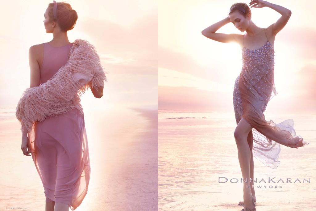 Donna Karan, kampania wiosna-lato 2013
