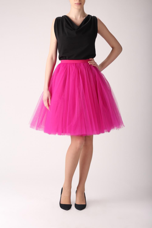 Fanfaronada, tiulowe spódnice w stylu primabaleriny