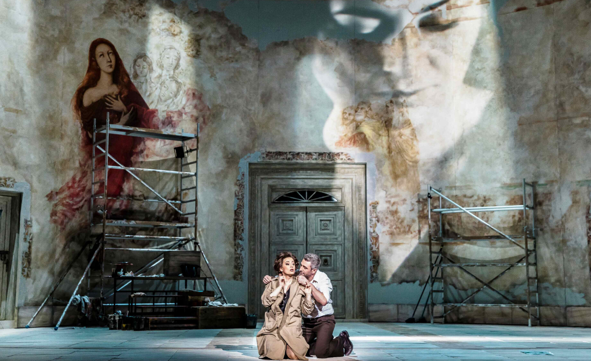 Teatr Wielki - Opera Narodowa zaprasza na spektakle operowe i baletowe on-line
