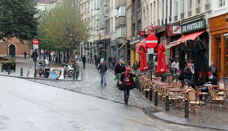 Karolina Breguła: Bruksela w dwie godziny