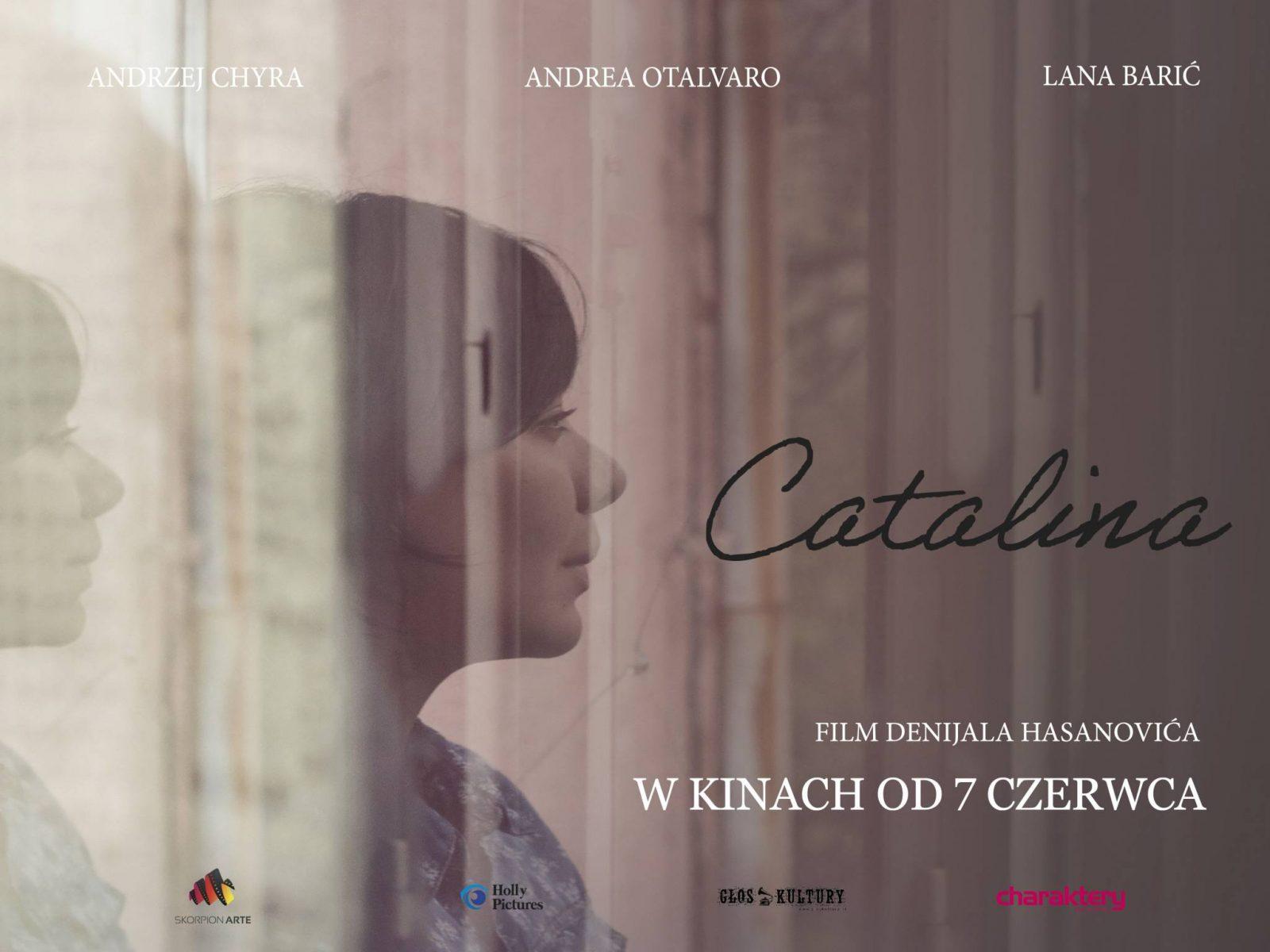 """Nominowana do Złotych Lwów """"Catalina"""" Denijala Hasanovica od 7 czerwca w kinach!"""