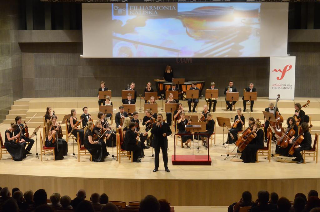 Młoda Polska Filharmonia rozpoczęła jesienną trasę koncertową!