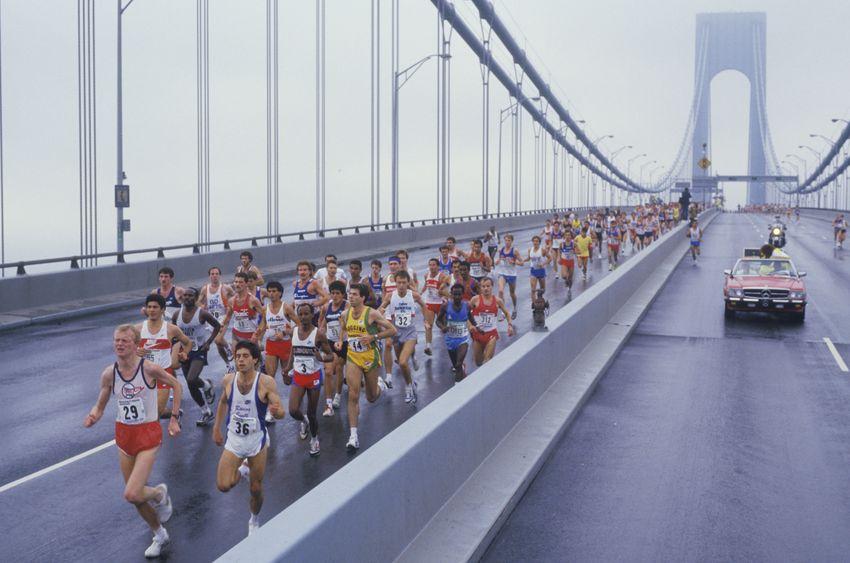 Jak bezpieczenie przebiec maraton?