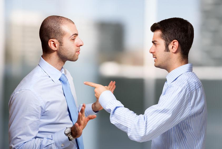 Konflikt – jak się zachować?