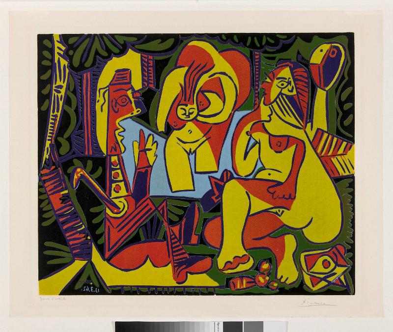 Ruszyła wystawa Pablo Picasso skarby Muzeum Narodowego w Warszawie