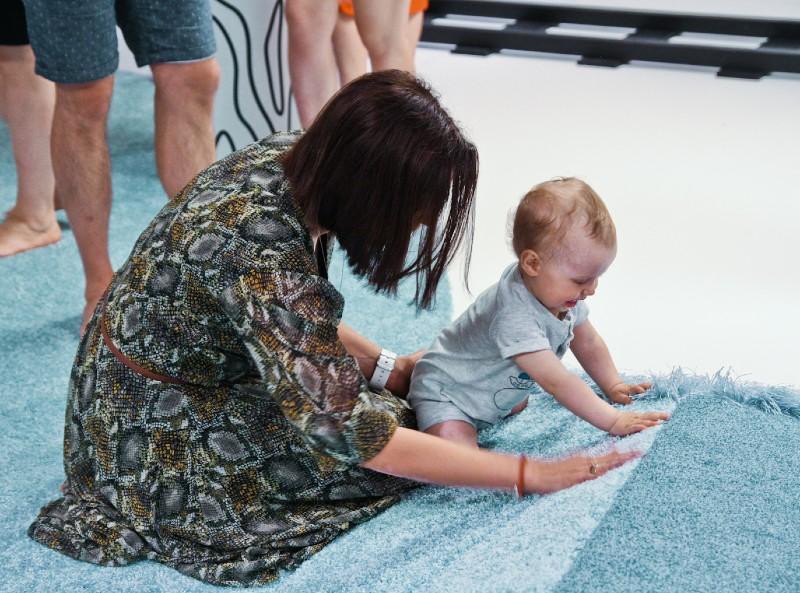 """Wystawa """"Praga sensorycznie"""" to połączenie edukacji, zabawy i ćwiczeń wspomagających prawidłowy rozwój.(Fot. Materiały partnera/kamilaszuba.com)"""