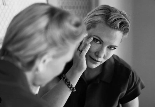 Unikalne portrety Cate Blanchett z Festiwalu Filmowego w Wenecji
