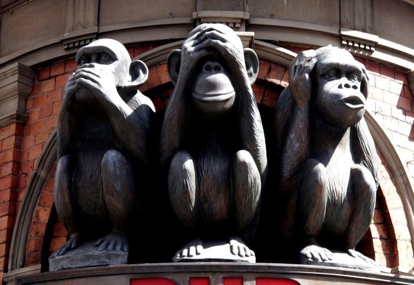 Tomasz Jastrun: Małpia złośliwość