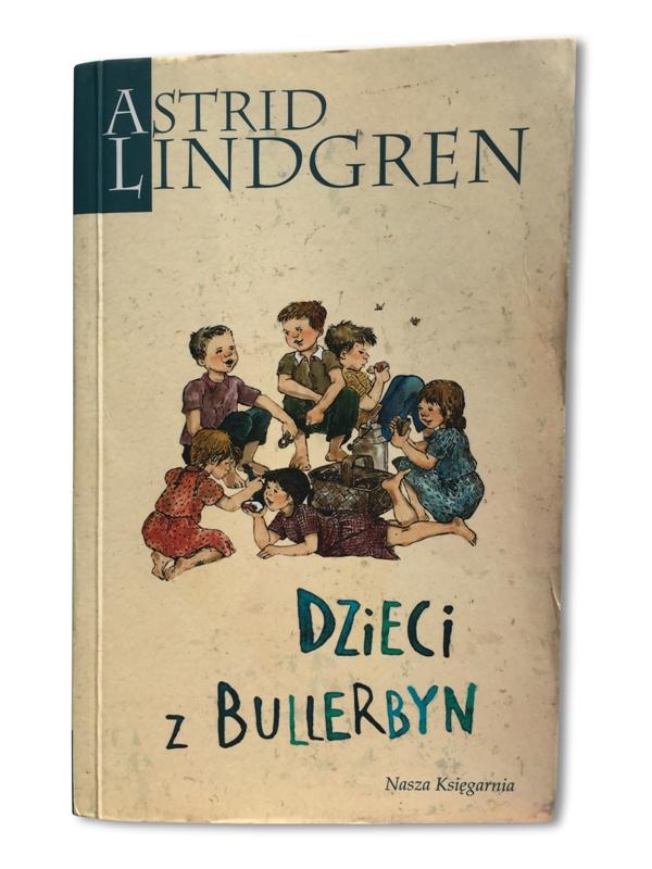 Dzieci z Bullerbyn Astrid Lindgren wybrała Monika Mrozowska