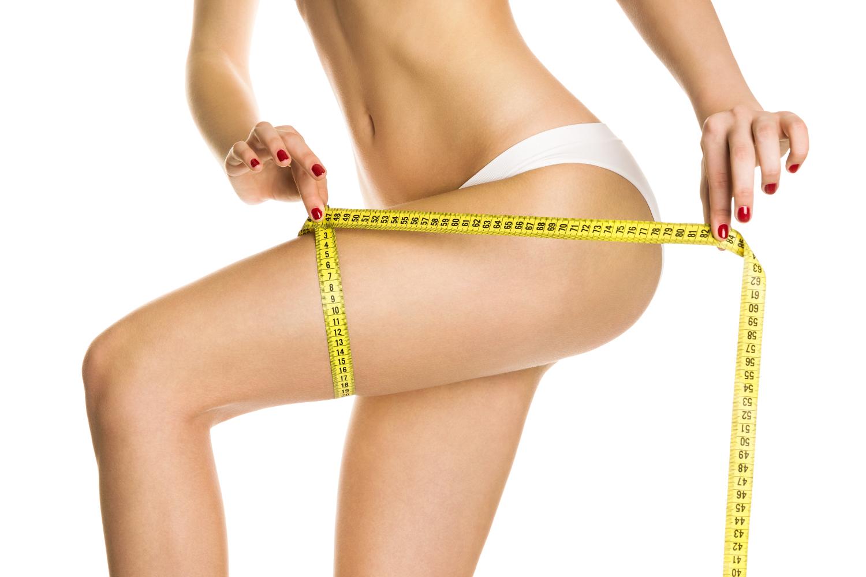 3 sposoby na wyszczuplenie konkretnych partii ciała