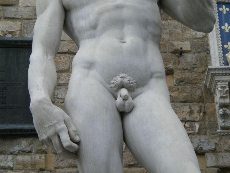 Statua męskości