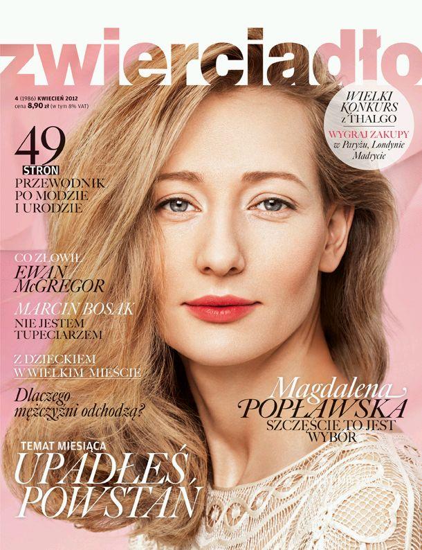 Magazyn Zwierciadło 04/2012