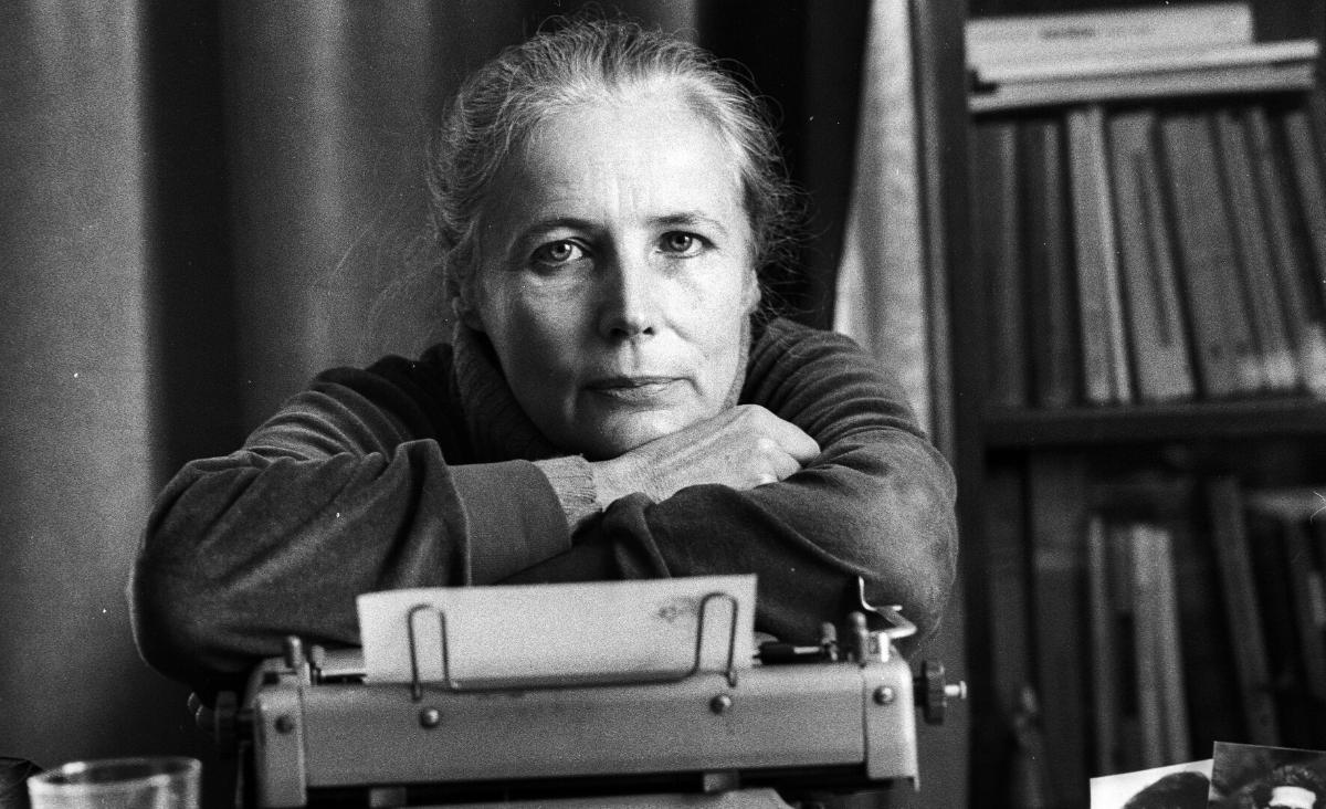 Agnieszka Osiecka - pisząc o sobie, pisała o każdym z nas