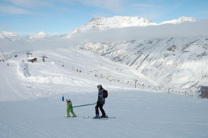 Najlepsze tereny narciarskie dla rodzin z dziećmi