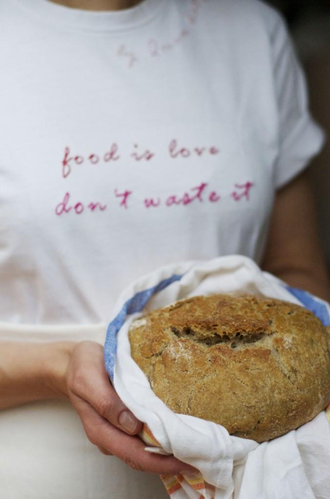 Chleb na zakwasie – przepis qmamkasze