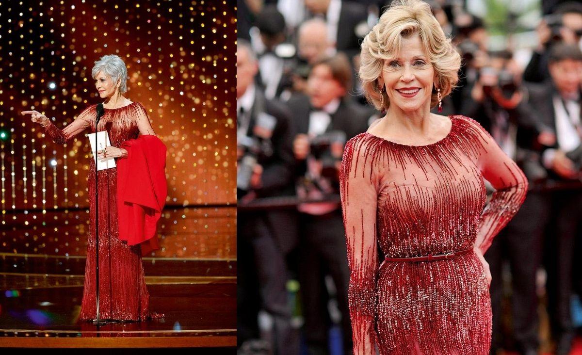 Jane Fonda - klimat na rewolucję