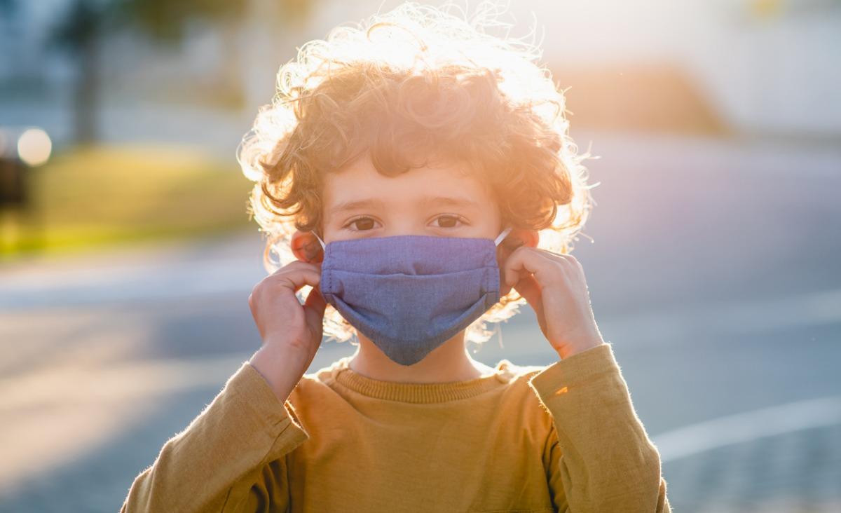 Dzieciństwo w czasach pandemii nie musi być dołujące