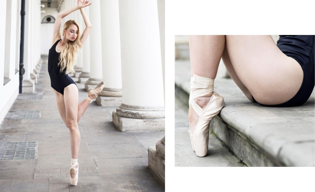 Balet dla dorosłych.  Na pierwszych lekcjach nie uczymy ciała, tylko głowę