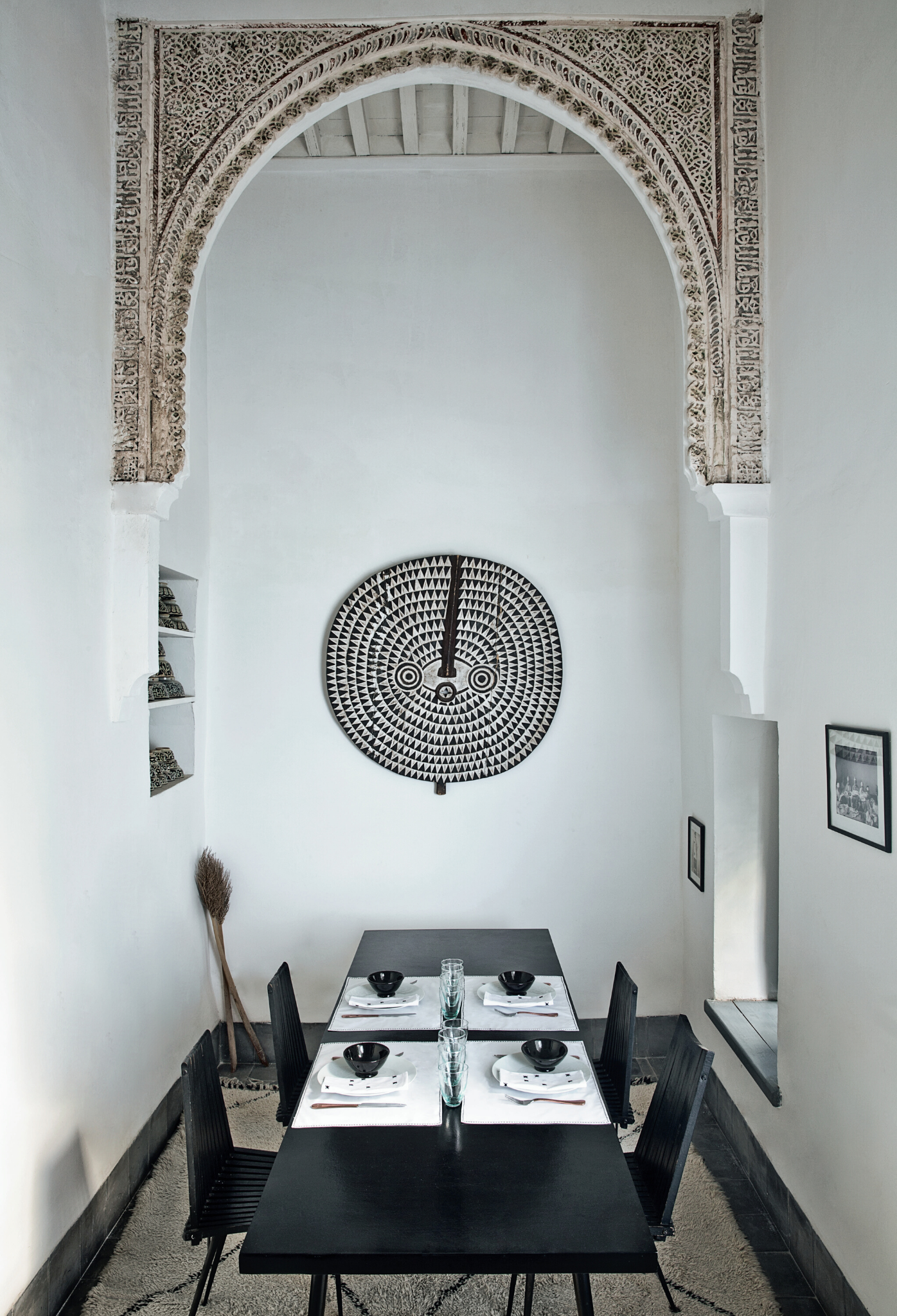 Oaza spokoju - dom Valérie Barkowski w Marrakeszu