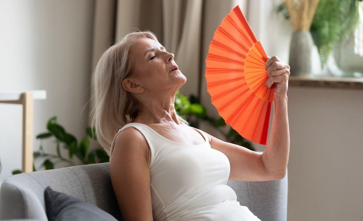 """Jak """"ostudzić"""" menopauzę?"""
