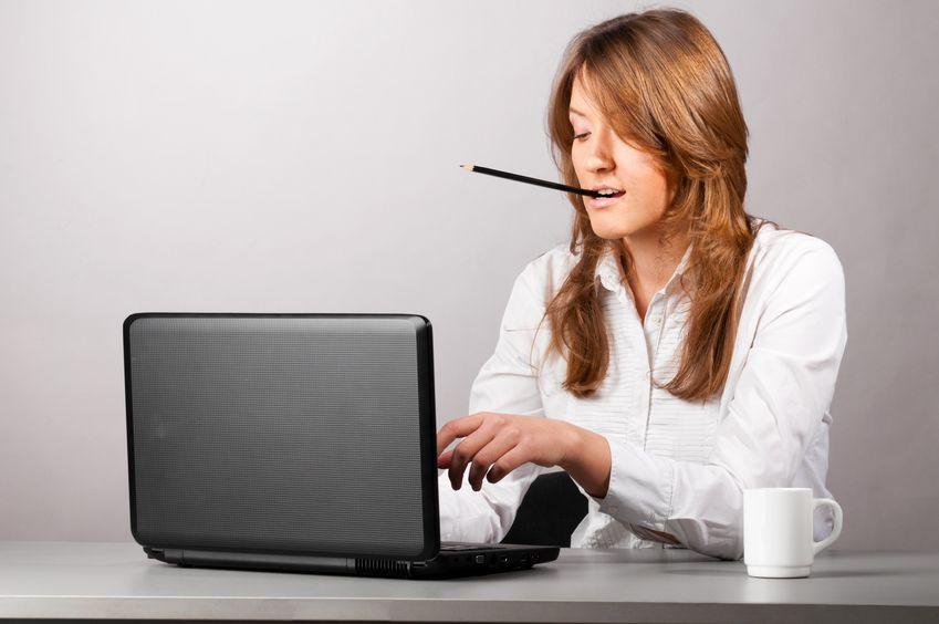 Szkodliwe nawyki w pracy
