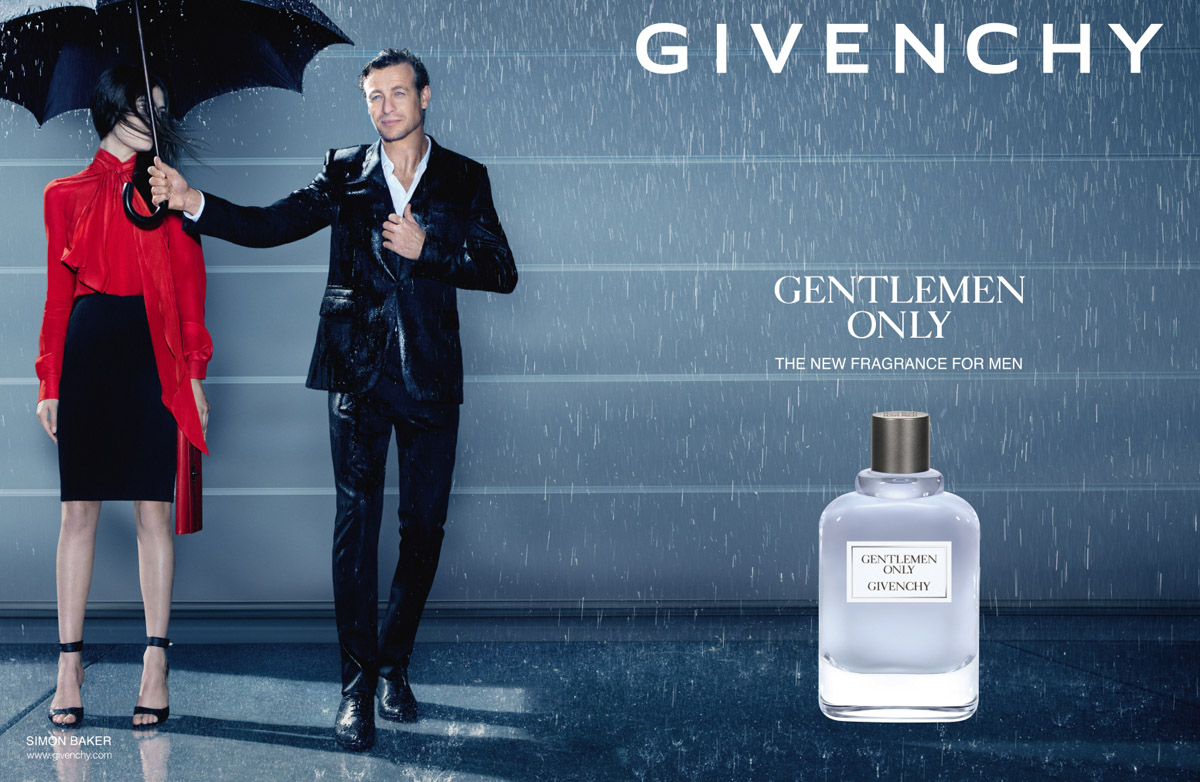 Zmysłowe męskie perfumy Gentlemen Only od Givenchy