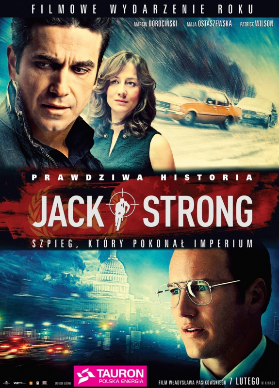"""Jack Strong"" w Kinie Atlantic"
