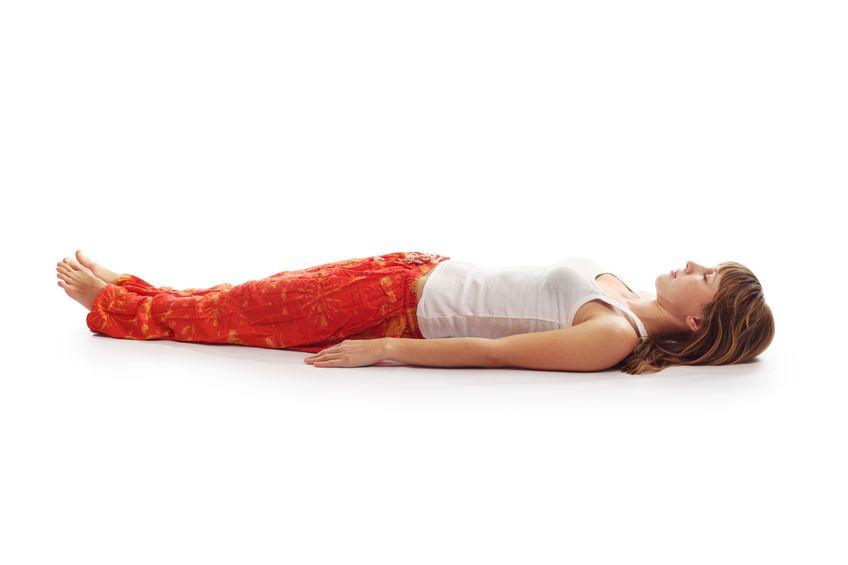 Savasana - relaksacja w jodze