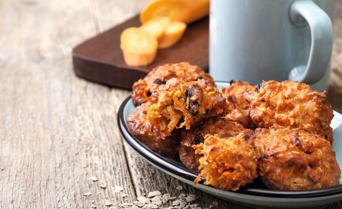 Ciasteczka z batata i marchewki (Fot. iStock)
