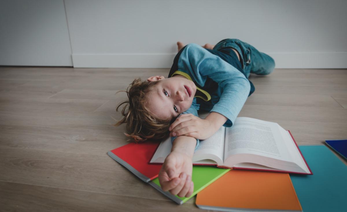 Dlaczego dziecko nie chce się uczyć?
