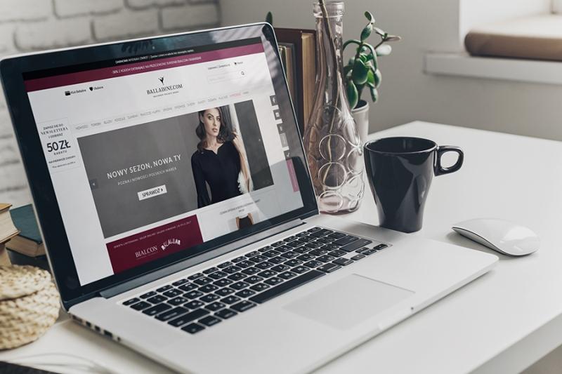 Balladine.com wśród najlepszych sklepów online