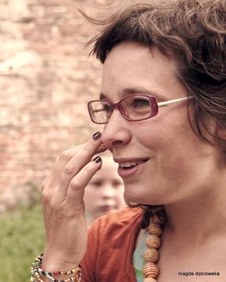 MAGDA SZENIAWSKA, animatorka