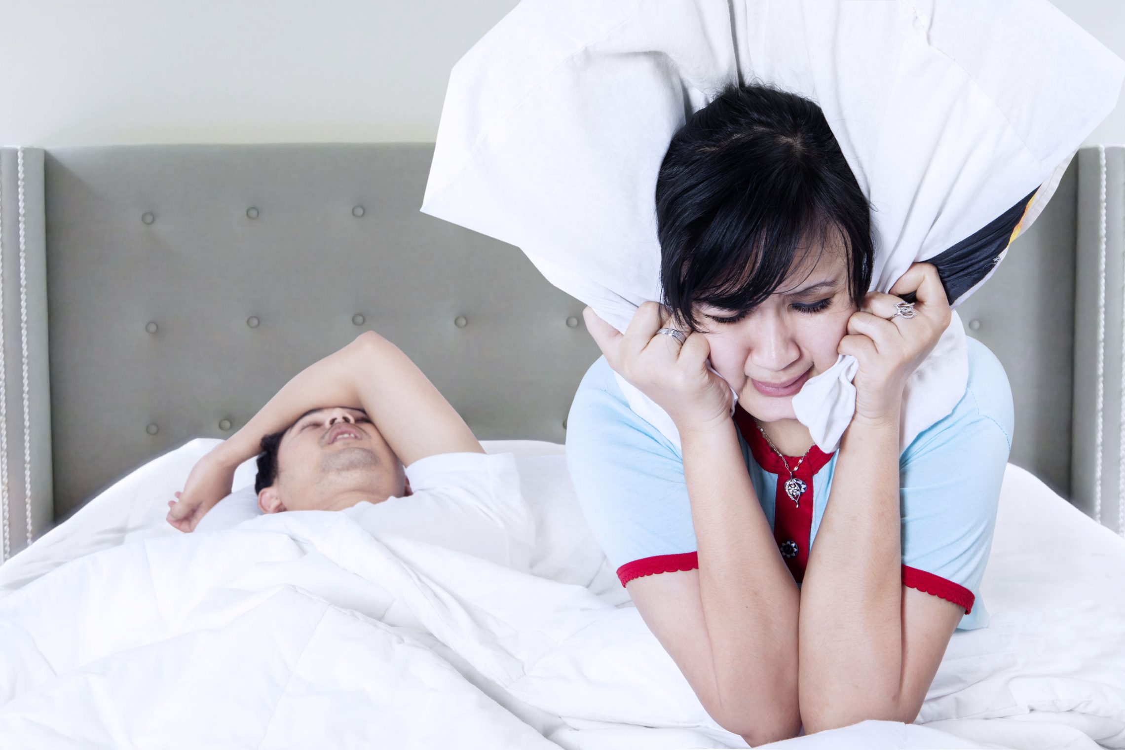 Chrapanie – zagrożenie dla zdrowia i związku?