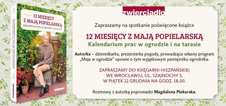 Zaproszenie MAJA_P Wroclaw