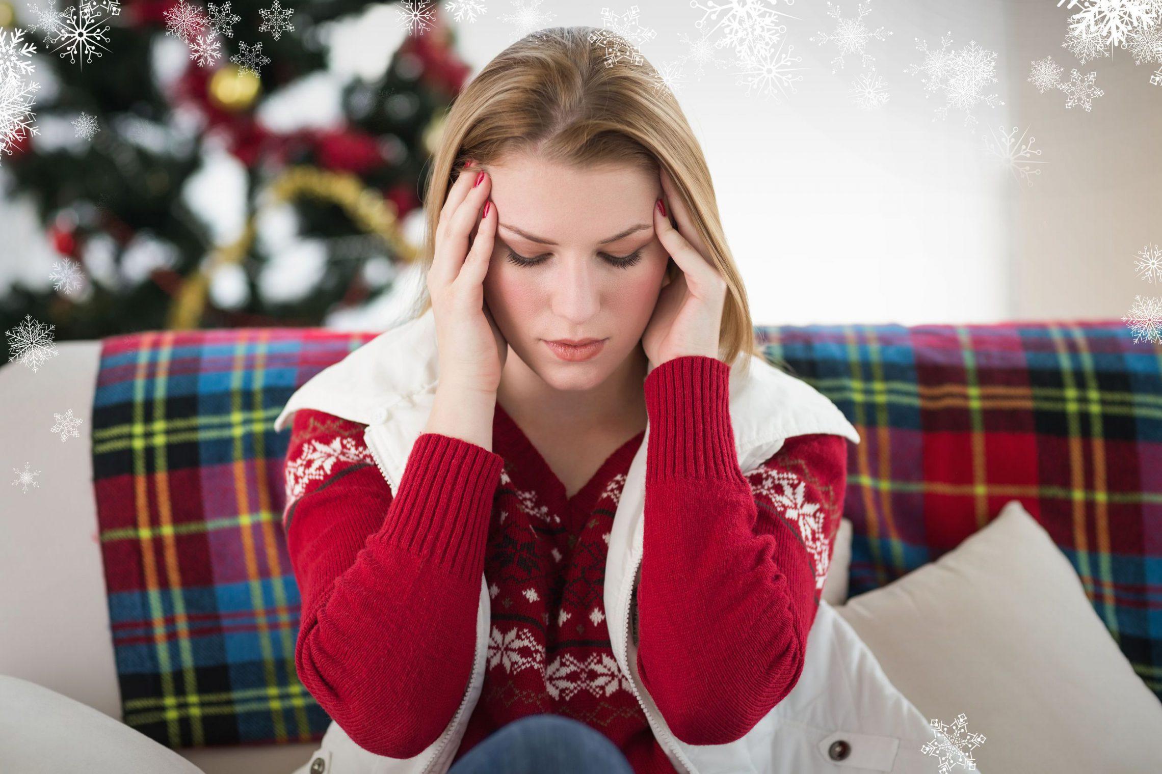 Ból głowy a świąteczna gorączka