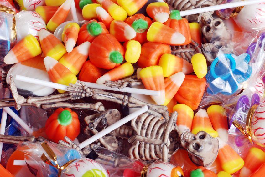 Słodycze i duchy