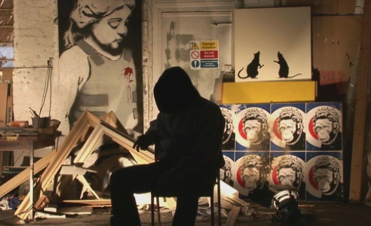 Banksy - gdy płótnem staje się miasto