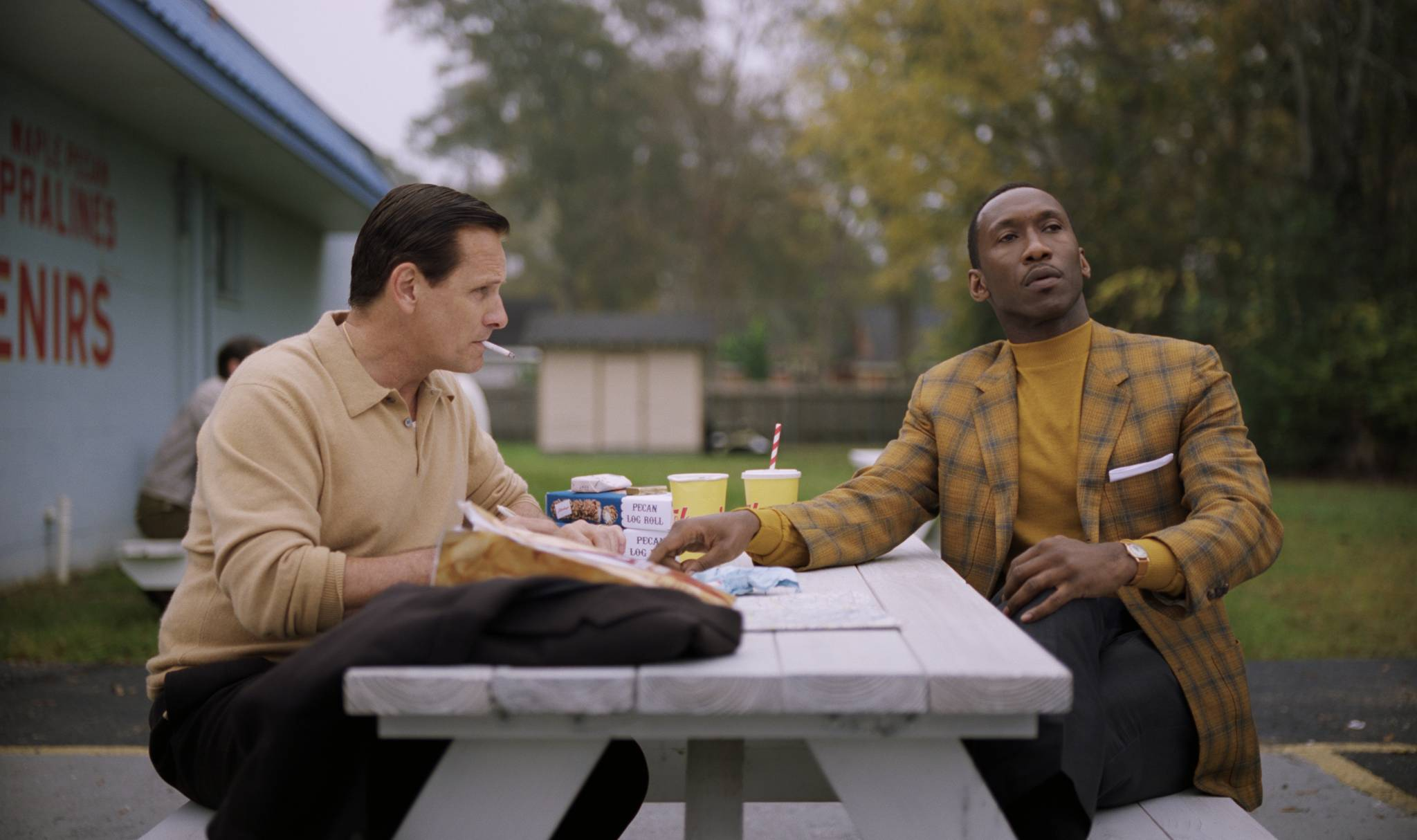 """""""Green Book"""" - historia nieprawdopodobnej przyjaźni już w kinach!"""