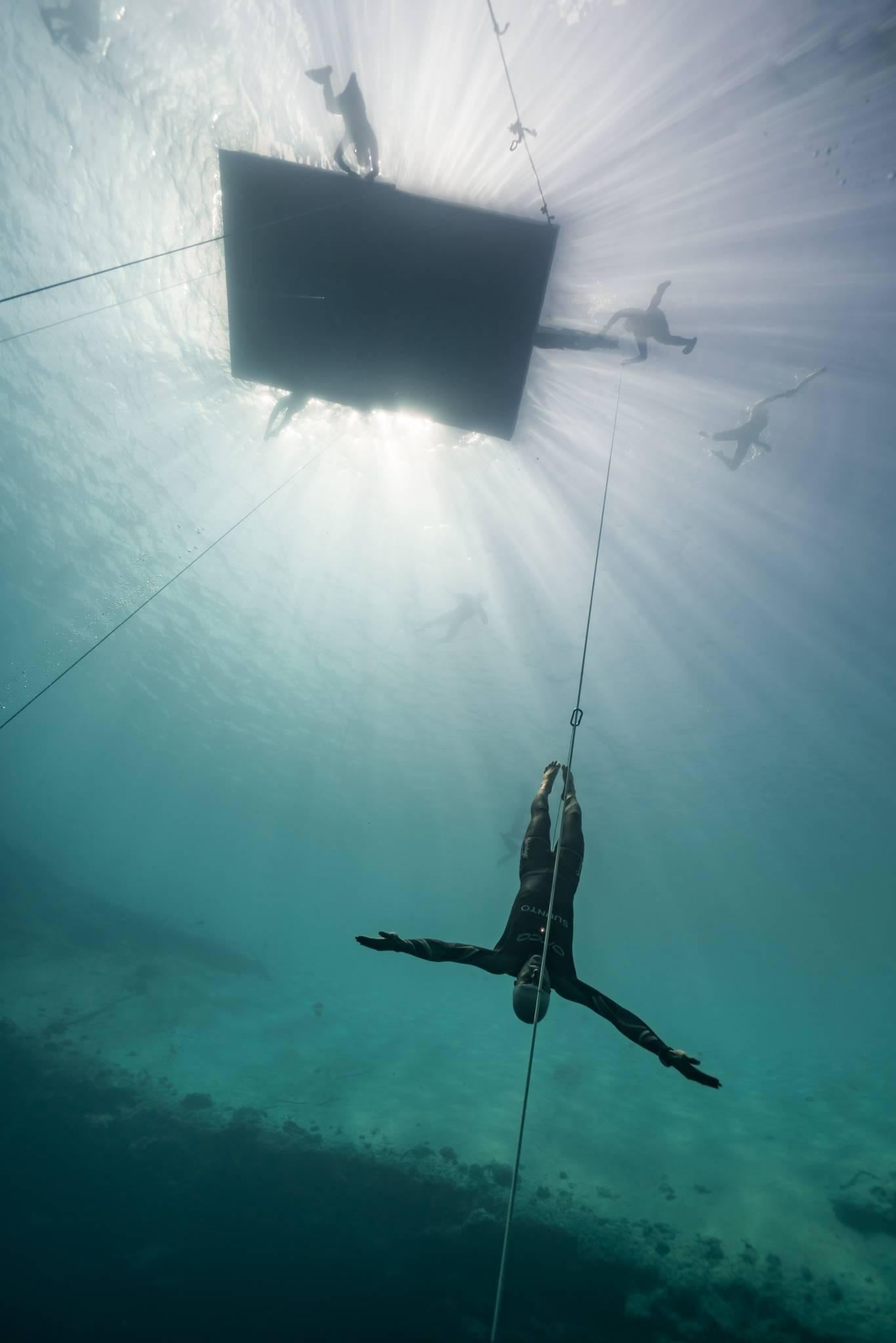 Fascynująca podróż do podwodnego świata: Człowiek Delfin
