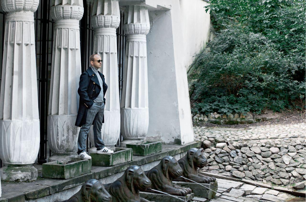 Borys Szyc: Mam naturę solisty