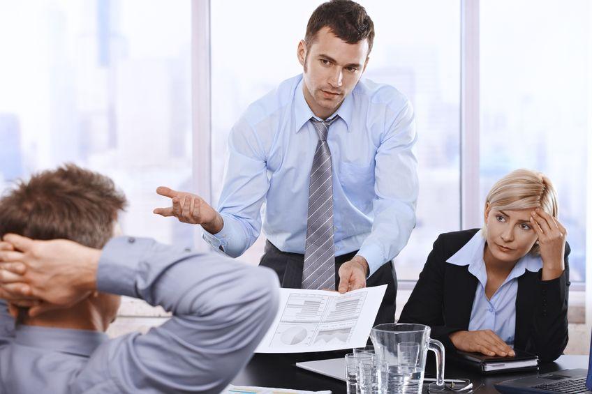 Liderzy przeżywają mniej stresu?