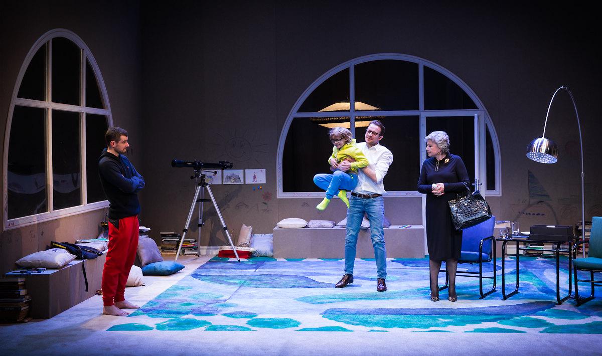 Teatr Polonia/ fot. Kasia Chmura