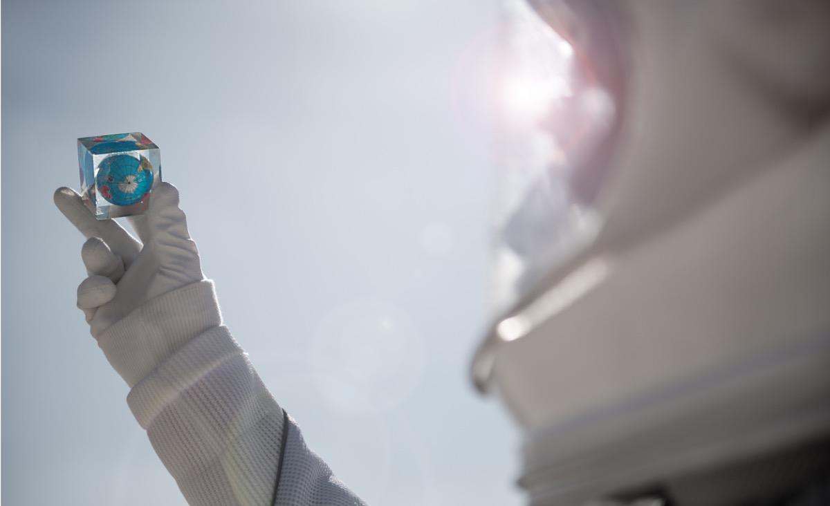 Hanna Samson: Okiem kosmity