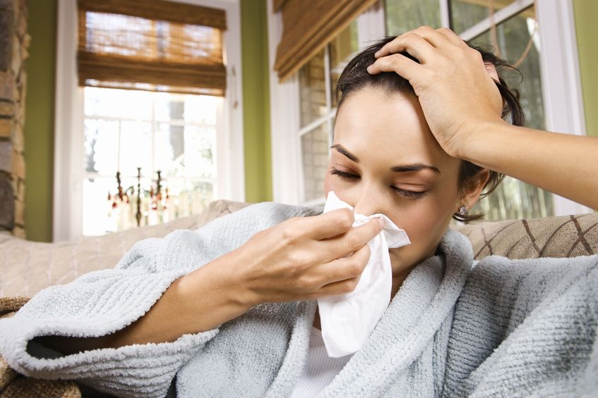 Bliskość podczas choroby